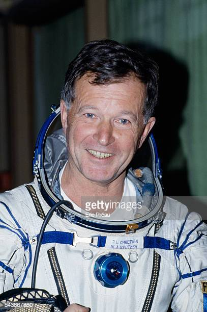French astronaut JeanLoup Chrétien will make his second space flight as a researchcosmonaut on board Soyuz TM7 which will be launched on November 26...