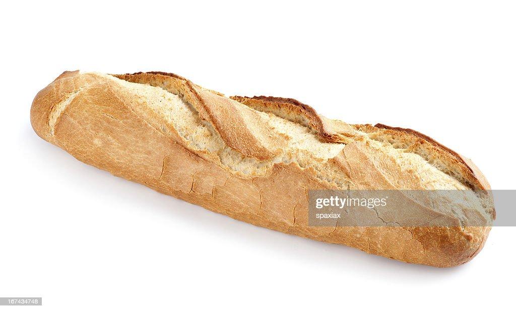 Pão francês Cacete : Foto de stock