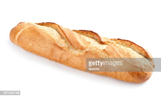 french baguette bread : Stock Photo