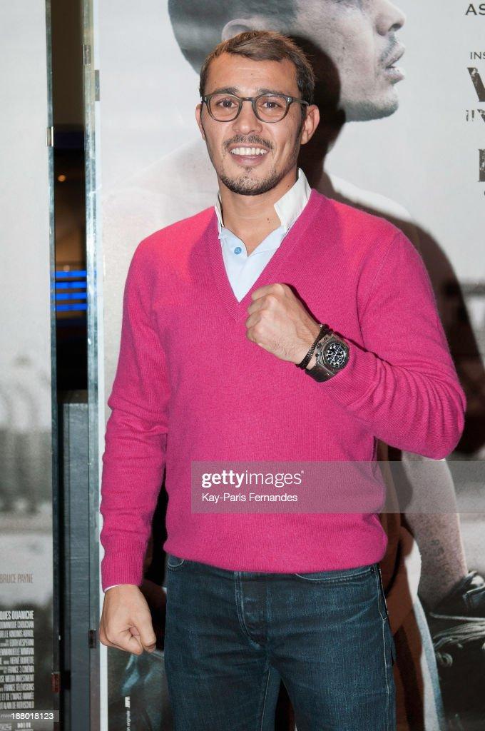 'Victor Young Perez' Paris Premiere At UGC Cine Les Halles