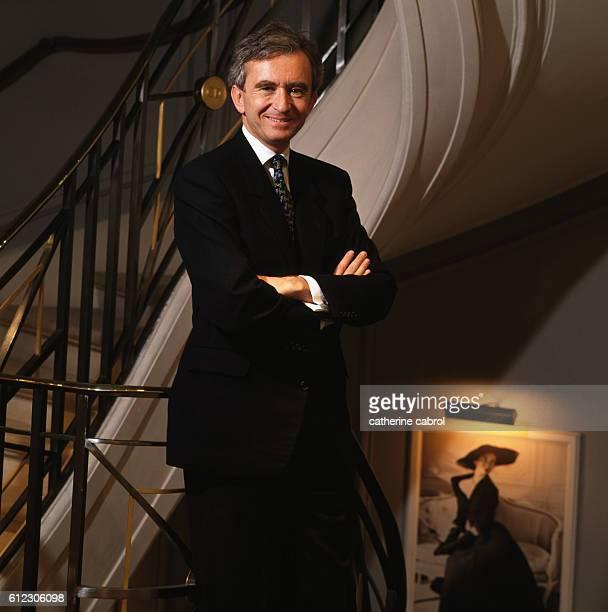 French Businessman Bernard Arnault
