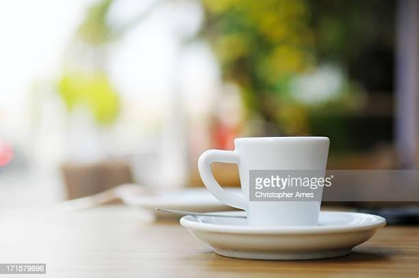 French Cafe Espresso Coffee