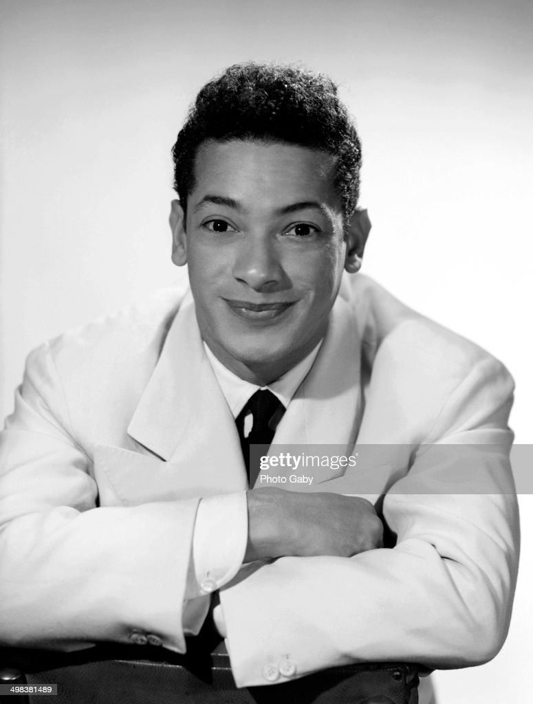 French Caribbean singer Henri Salvador Montreal Canada 1951 Photo by Gaby/Getty Image