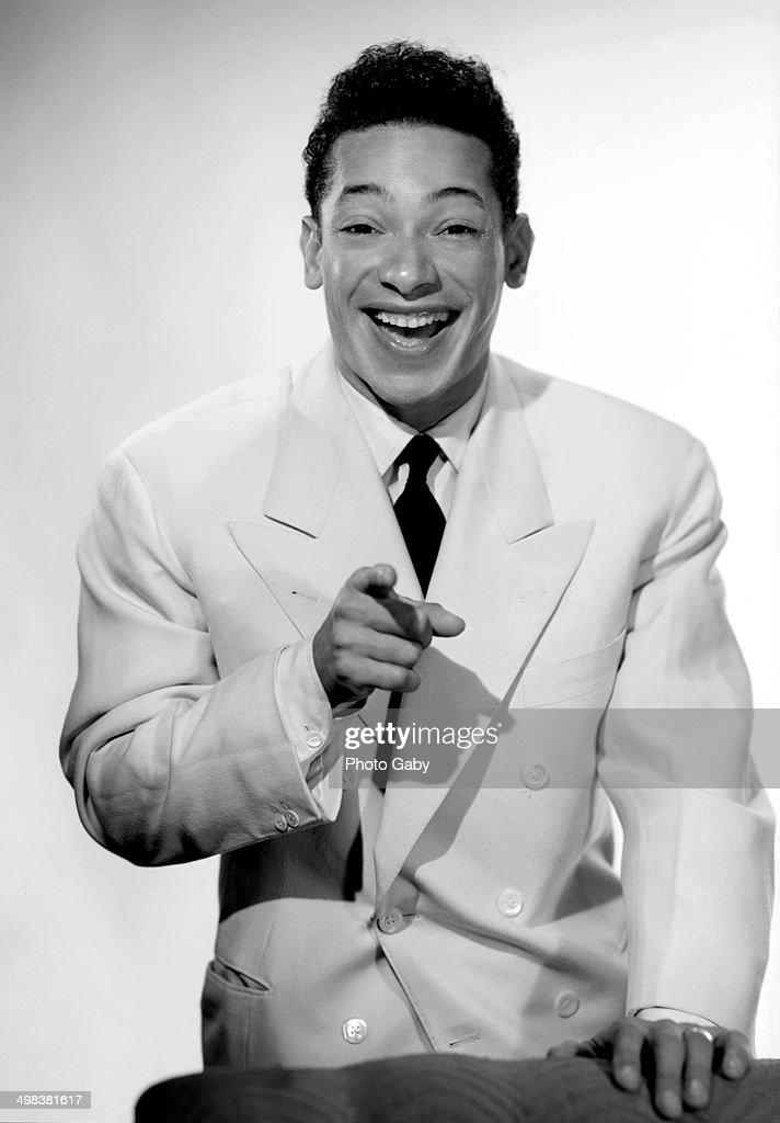 French Caribbean singer Henri Salvador Montreal Canada 1951