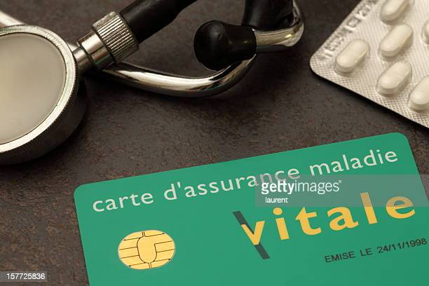 Carte-Vitale (Social Security Card