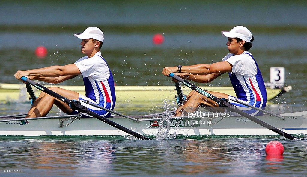 World Rowing Senior & Junior Championships: Day Two ...
