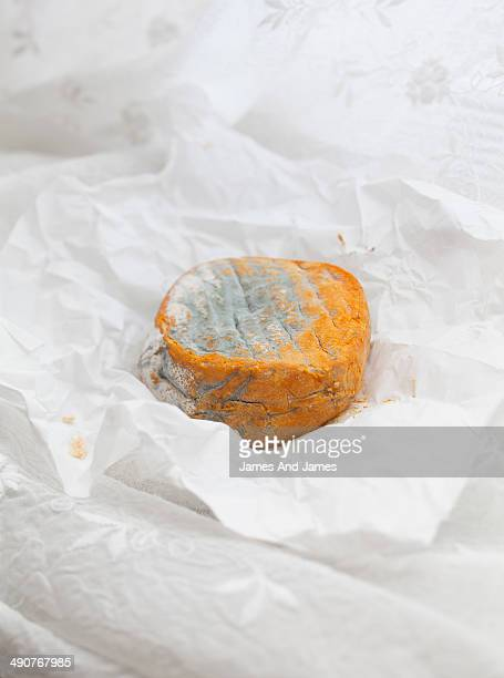 French Cheese in Wax Paper