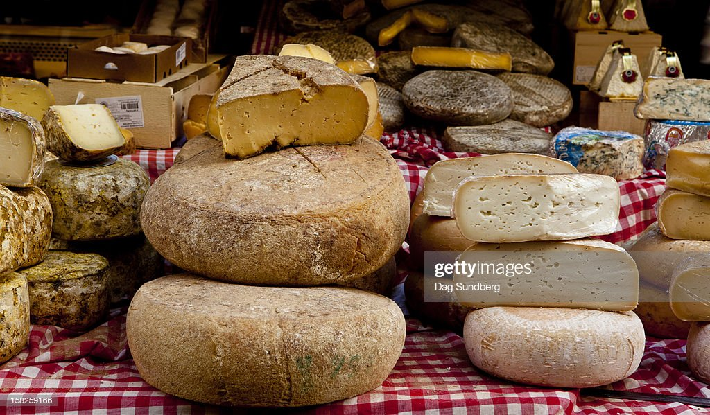 French cheese : Stock Photo