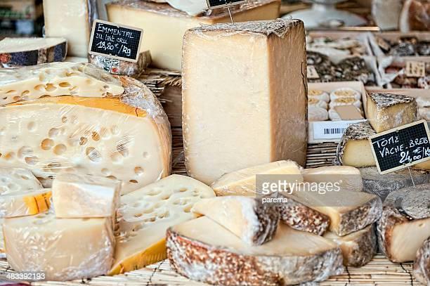 Französische Käse