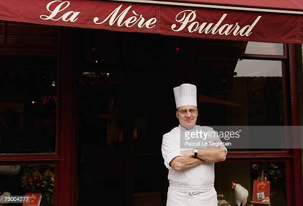 Mere poulard restaurant photos et images de collection getty images - Restaurant la mere poulard ...