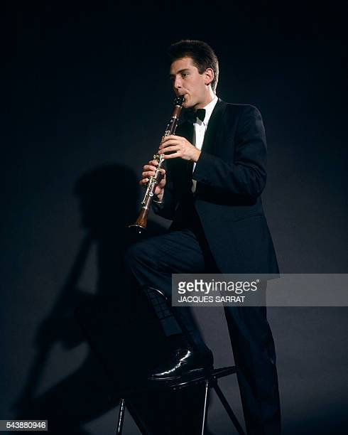French clarinetist and conductor Paul Meyer
