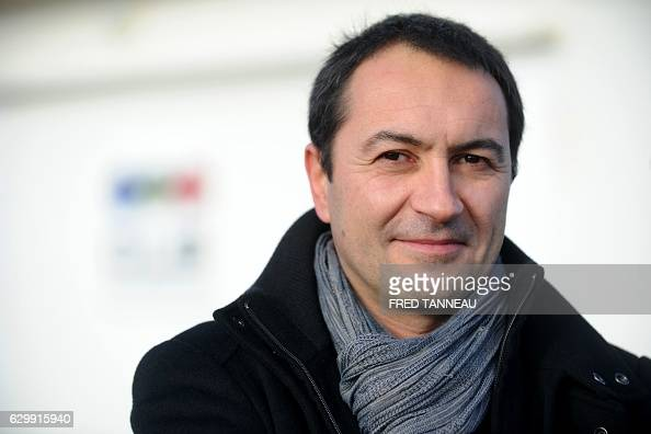 FERRER French CLS director Vincent Kerbaol poses in front of a five meter antenna December 15 2016 in Brest western of France Seven days a week...