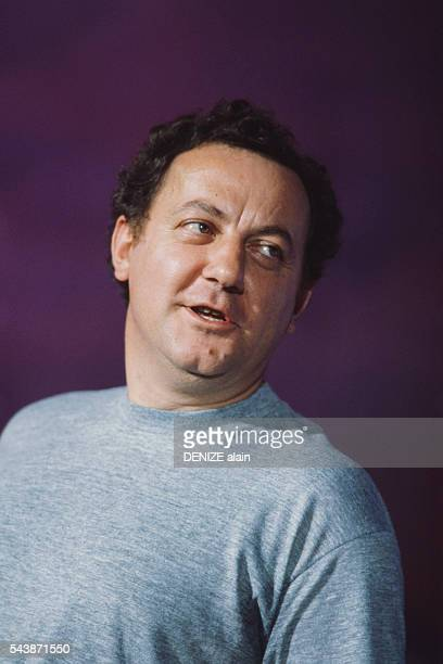 French Comedian Coluche