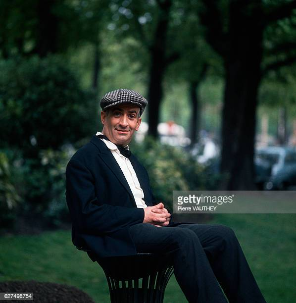 French Comedic Actor Louis de Funes