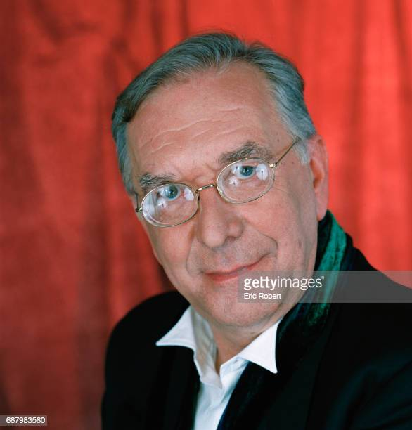 French composer Rene Koering founder of the Festival of RadioFrance and Montpellier LanguedocRoussillon attends the Victoires de la Musique Awards...