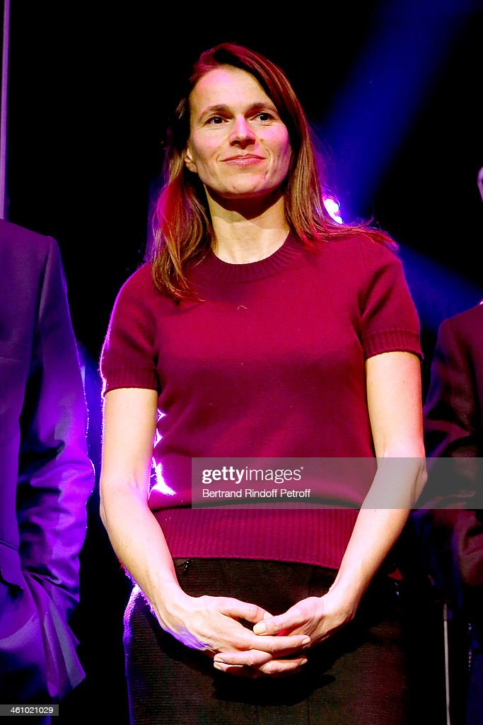 French Culture Minister <a gi-track='captionPersonalityLinkClicked' href=/galleries/search?phrase=Aurelie+Filippetti&family=editorial&specificpeople=4273748 ng-click='$event.stopPropagation()'>Aurelie Filippetti</a> attends the'Cesar et Techniques 2014' Award Ceremony at Club Haussmann on January 6, 2014 in Paris, France.