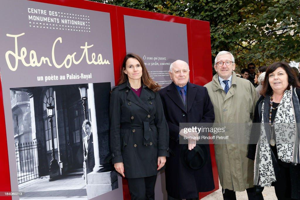 'Jean Cocteau Au Palais-Royal' Exhibition At Palais Royal In Paris