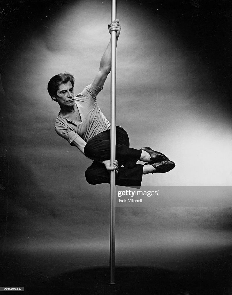 French dancer and choreographer Jean Babilee photographed in March 1979.