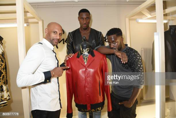 French Deal team French professional basketball player for the Washington Wizards Ian Manhinmi Former French football player Ousmane Dabo and...