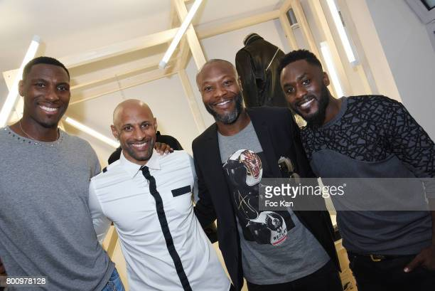 French Deal team French professional basketball player for the Washington Wizards Ian Manhinmi Former French football player Ousmane Dabo Former...