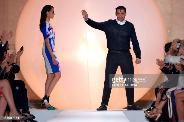 Roland Mouret Fashion Designer Stock Photos and Pictures ...