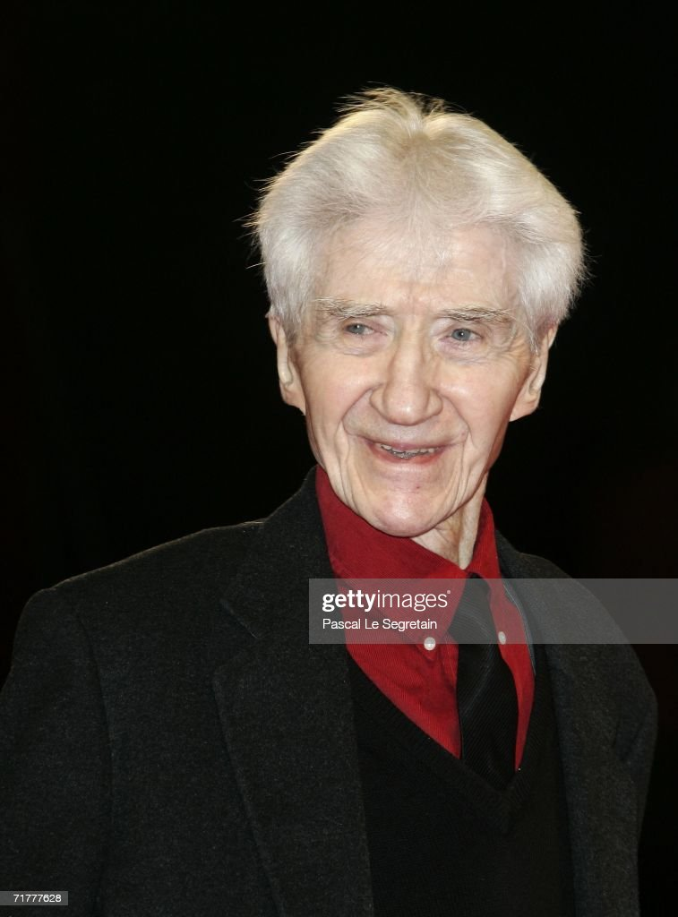 French director <a gi-track='captionPersonalityLinkClicked' href=/galleries/search?phrase=Alain+Resnais&family=editorial&specificpeople=1090412 ng-click='$event.stopPropagation()'>Alain Resnais</a> attends the premiere of the film 'Private Fears In Public Places' during the fourth day of the 63rd Venice Film Festival on September 2, 2006 in Venice, Italy.