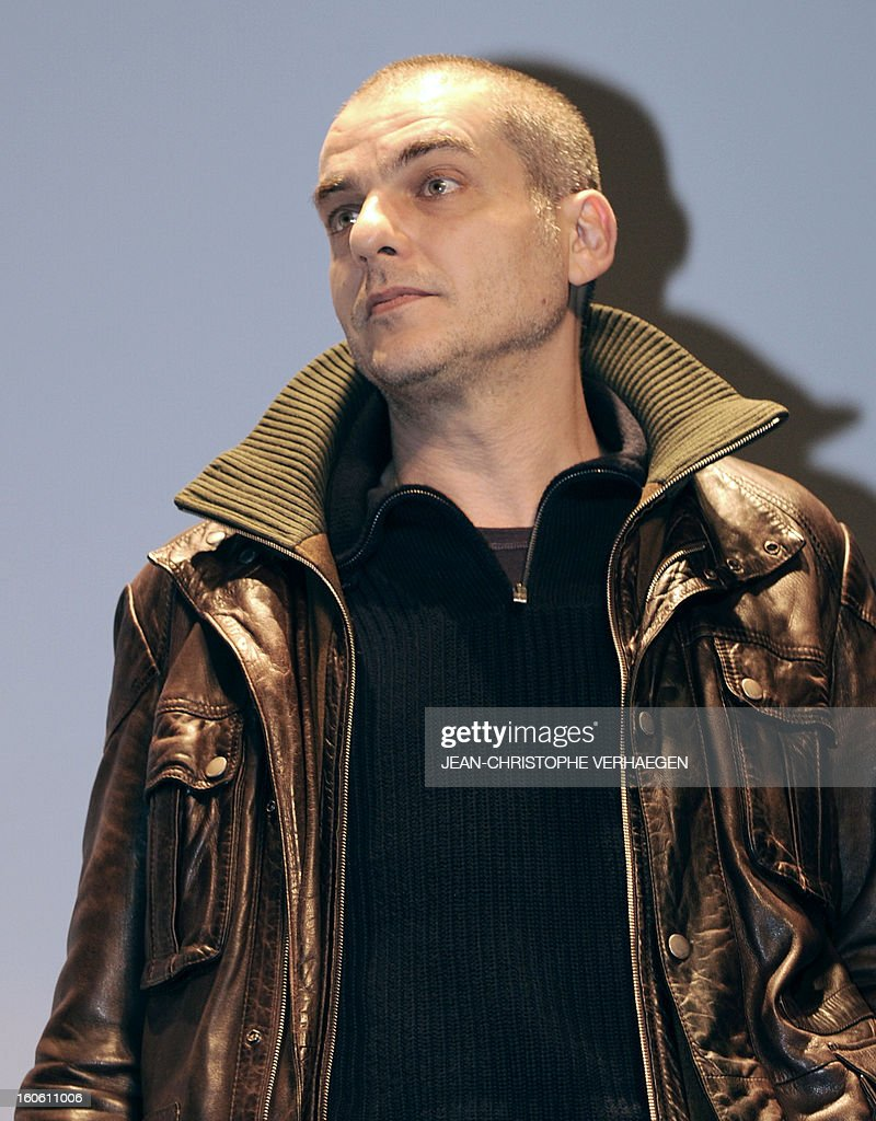 French director and screenwriter Nicolas Boukhrief, member of the jury, attends the closing ceremony of the 20th International Fantastic Film Festival on February 3, 2013 in Gerardmer, eastern France. VERHAEGEN