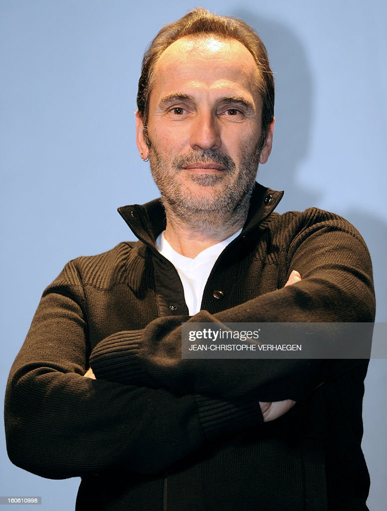 French director and screenwriter Pitof, member of the jury, poses during the closing ceremony of the 20th International Fantastic Film Festival on February 3, 2013 in Gerardmer, eastern France. VERHAEGEN