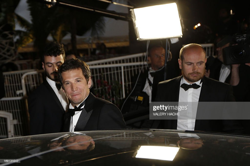 photo of Guillaume Canet  - car