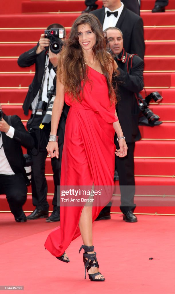 French director Maiwenn Le Besco attends the 'Les BienAimes' Premiere and Closing Ceremony during the 64th Annual Cannes Film Festival at the Palais...