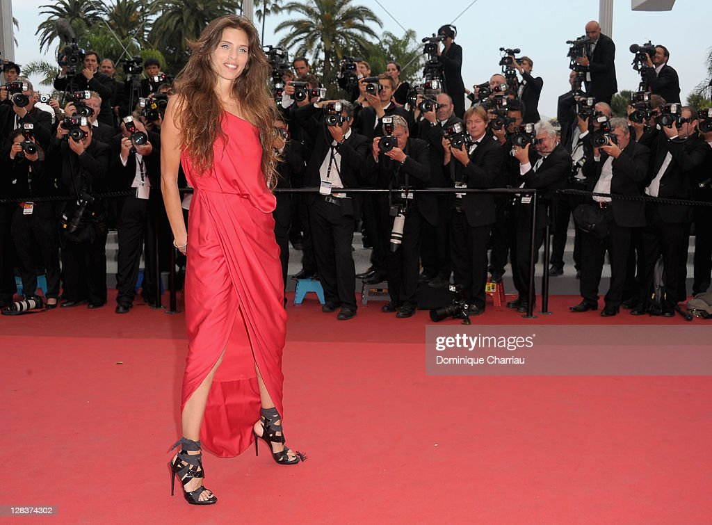 French director Maiwenn Le Besco attends the 'Les Bien-Aimes' Premiere and Closing Ceremony during the 64th Annual Cannes Film Festival at the Palais des Festivals on May 22, 2011 in Cannes, France.