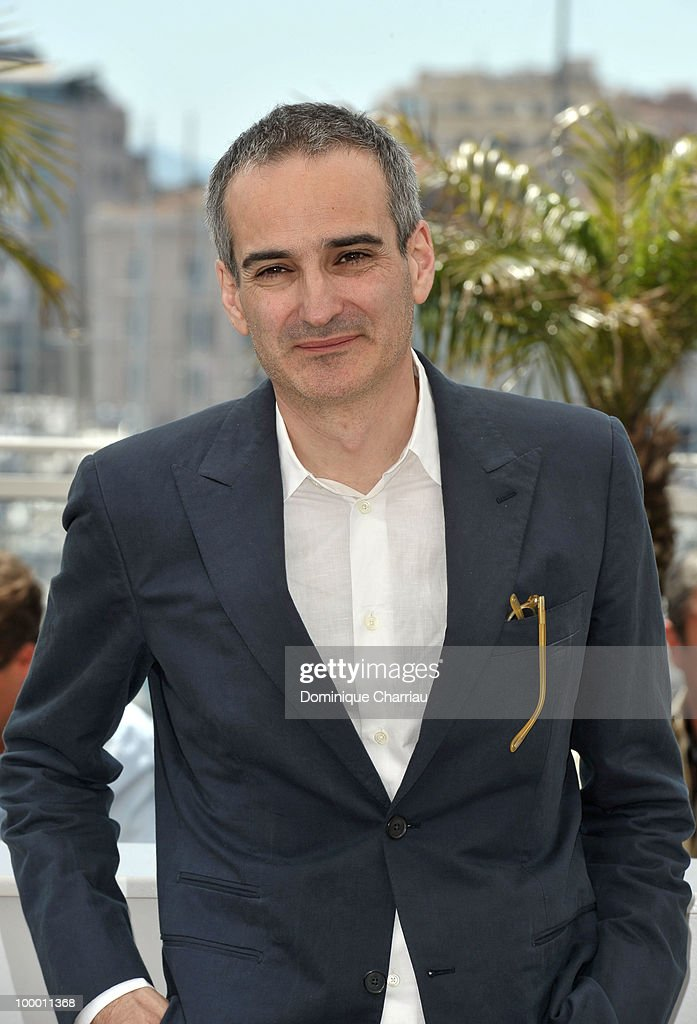 French director Olivier Assayas attends the 'Carlos' Photo Call held at the Palais des Festivals during the 63rd Annual International Cannes Film Festival on May 20, 2010 in Cannes, France.