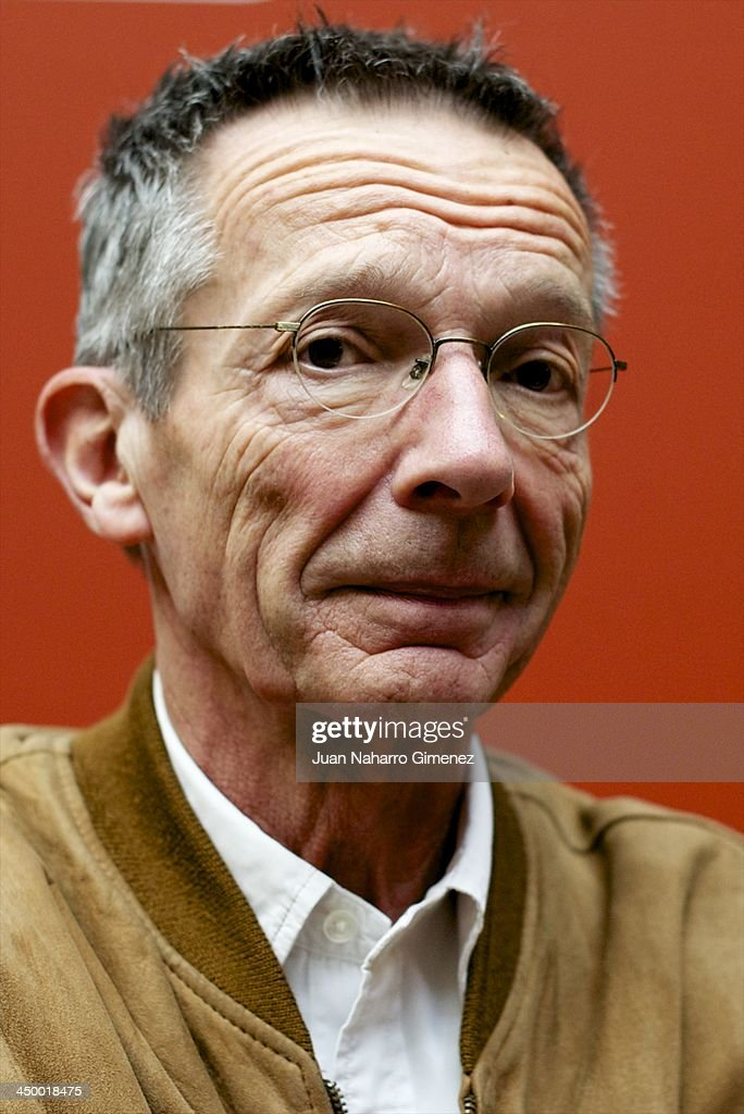 French director Patrice Leconte attends a press conference during the 51st Gijon International Film Festival 2013 at CCAI on November 16 2013 in...