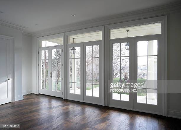 French doors stock photos and pictures getty images for French entrance doors