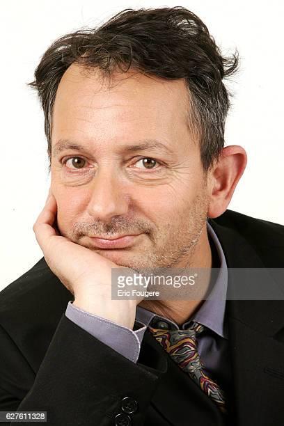 French economic journalist Philippe Cohen