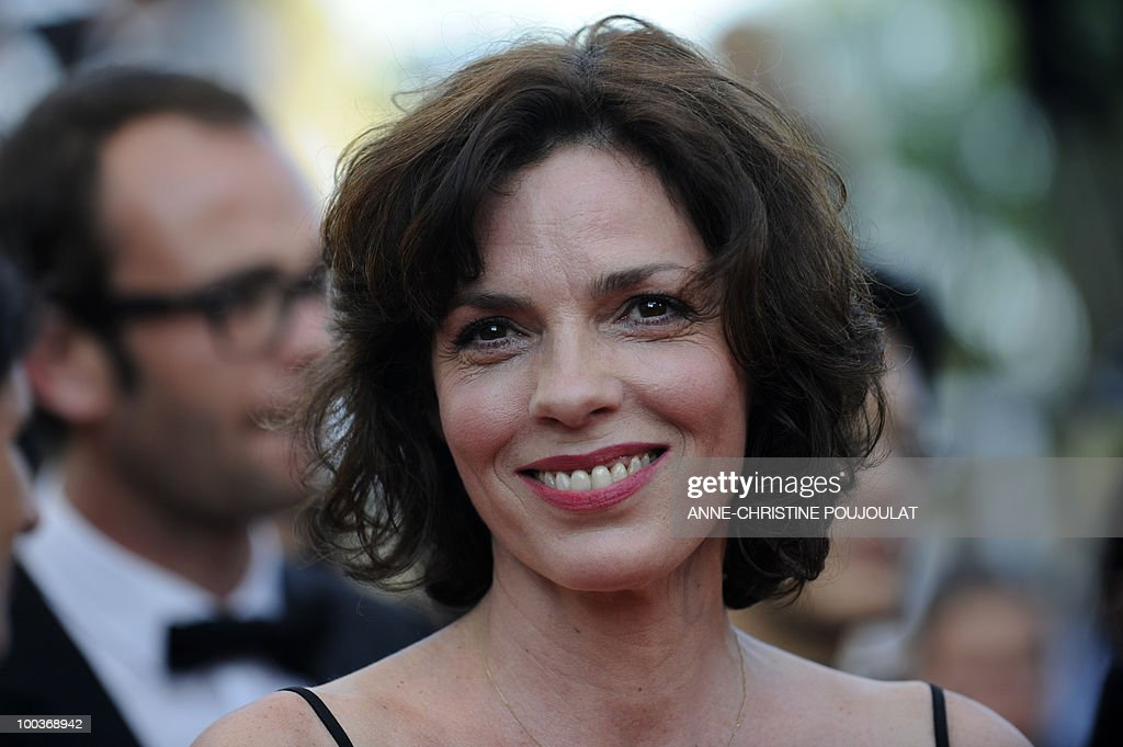 French Elizabeth Bourgine arrives for the screening of 'Des Hommes et des Dieux' (Of God and Men) presented in competition at the 63rd Cannes Film Festival on May 18, 2010 in Cannes.