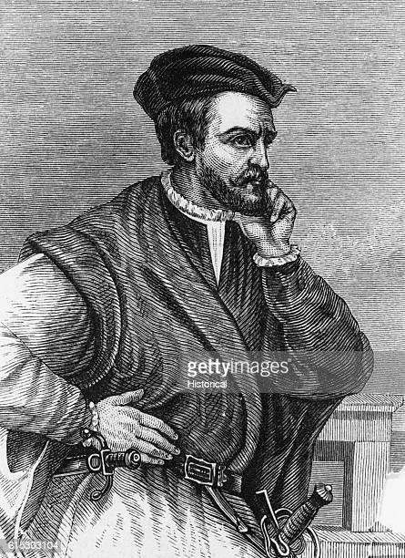 French explorer Jacques Cartier was the first European to explore the Saint Lawrence River
