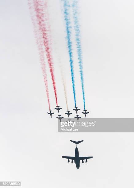 French Fighter Jets in New York