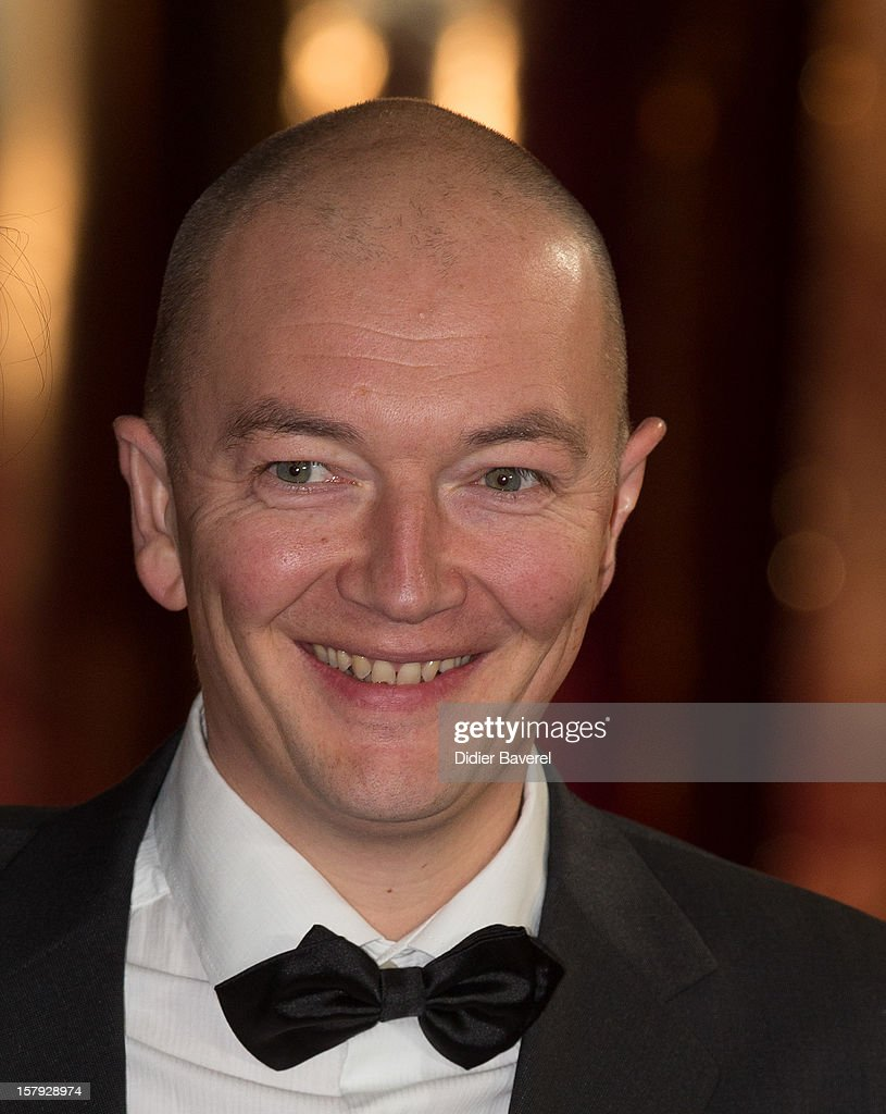 French Film Director Samuel Collardey attends the 12th International Marrakech Film Festival on December 7, 2012 in Marrakech, Morocco.