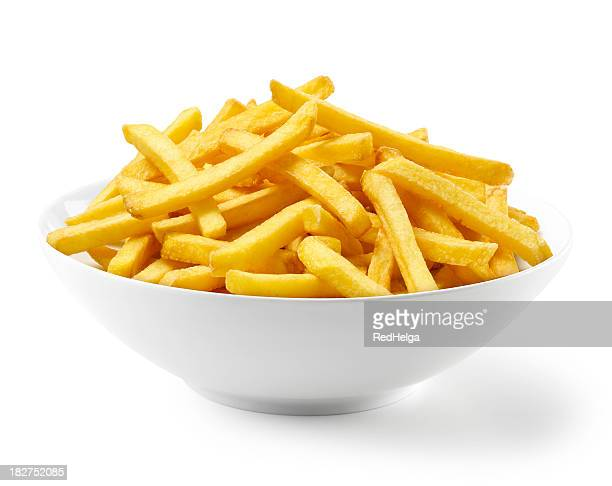 French Fries in bowl