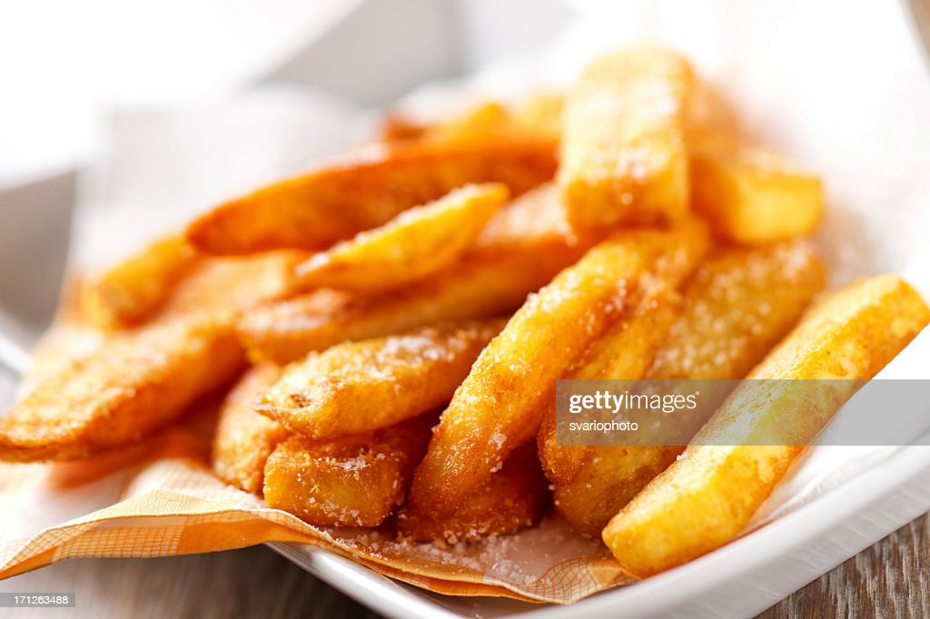 French Fries : Stock Photo