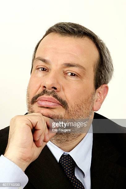 French gastronomic journalist Périco Legasse