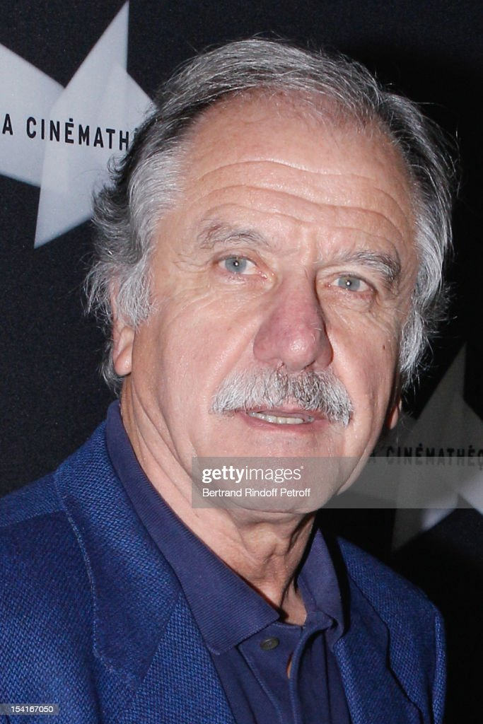 French Green Party politician <a gi-track='captionPersonalityLinkClicked' href=/galleries/search?phrase=Noel+Mamere&family=editorial&specificpeople=686128 ng-click='$event.stopPropagation()'>Noel Mamere</a> attends 'Amour' Premiere at la cinematheque on October 15, 2012 in Paris, France.