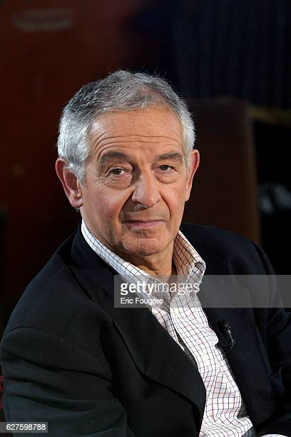French journalist and chairman of the parliamentary TV channel 'Assemblée Nationale' Yvan Levai is one of the guests invited to attend the 'Piques et...