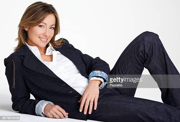French journalist Anne Sophie Lapix
