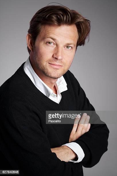 French journalist Laurent Delahousse