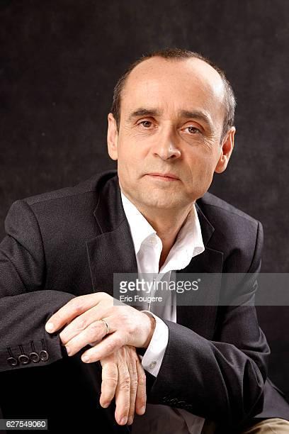French journalist Robert Menard