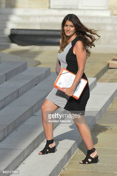 Marlène Schiappa Stock Photos and Pictures