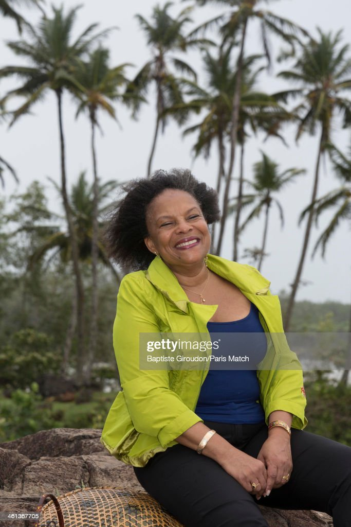French justice minister <a gi-track='captionPersonalityLinkClicked' href=/galleries/search?phrase=Christiane+Taubira&family=editorial&specificpeople=3798541 ng-click='$event.stopPropagation()'>Christiane Taubira</a> is photographed for Paris Match on December 26, 2013 in her home country, Cayenne, French Guiana.