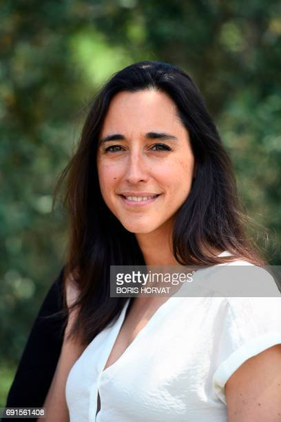French La Republique en Marche party's member Brune Poirson candidate for the 3rd district of the Vaucluse region in the upcoming parlamentiary...